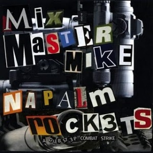 Mix Master Napalm Rockets cover
